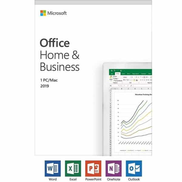Microsoft Office Package - Home and Business 2019