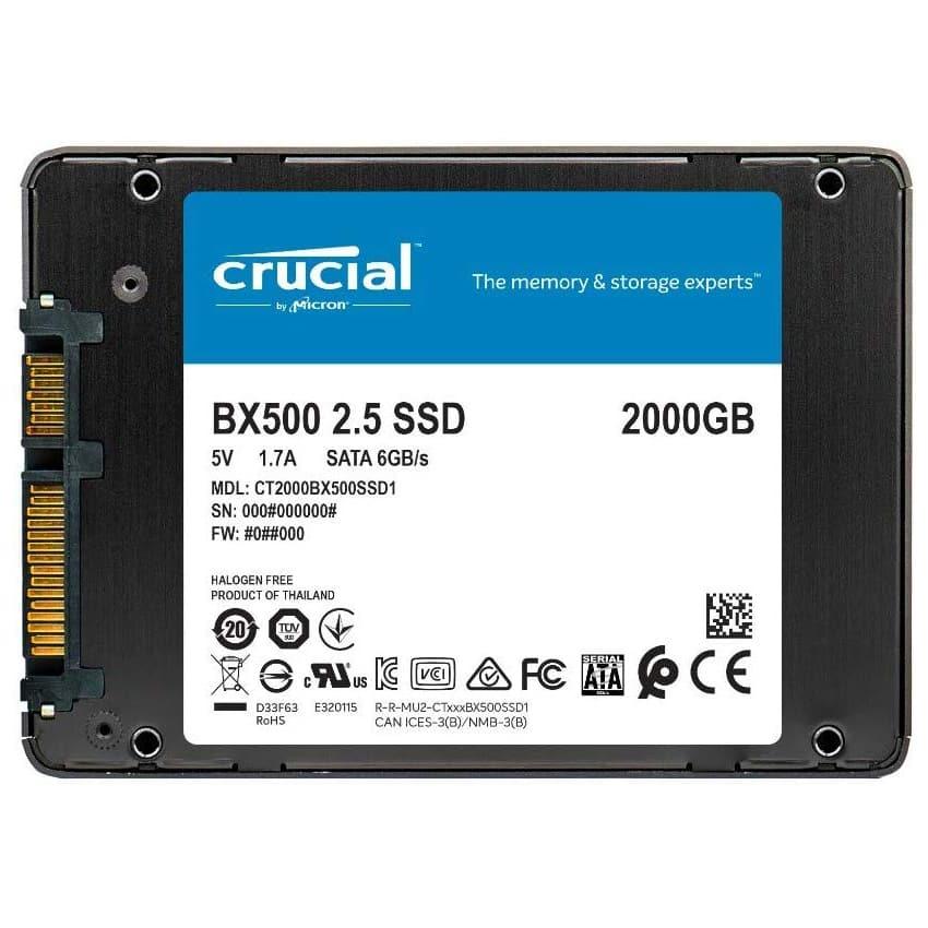 CT2000BX500SSD1